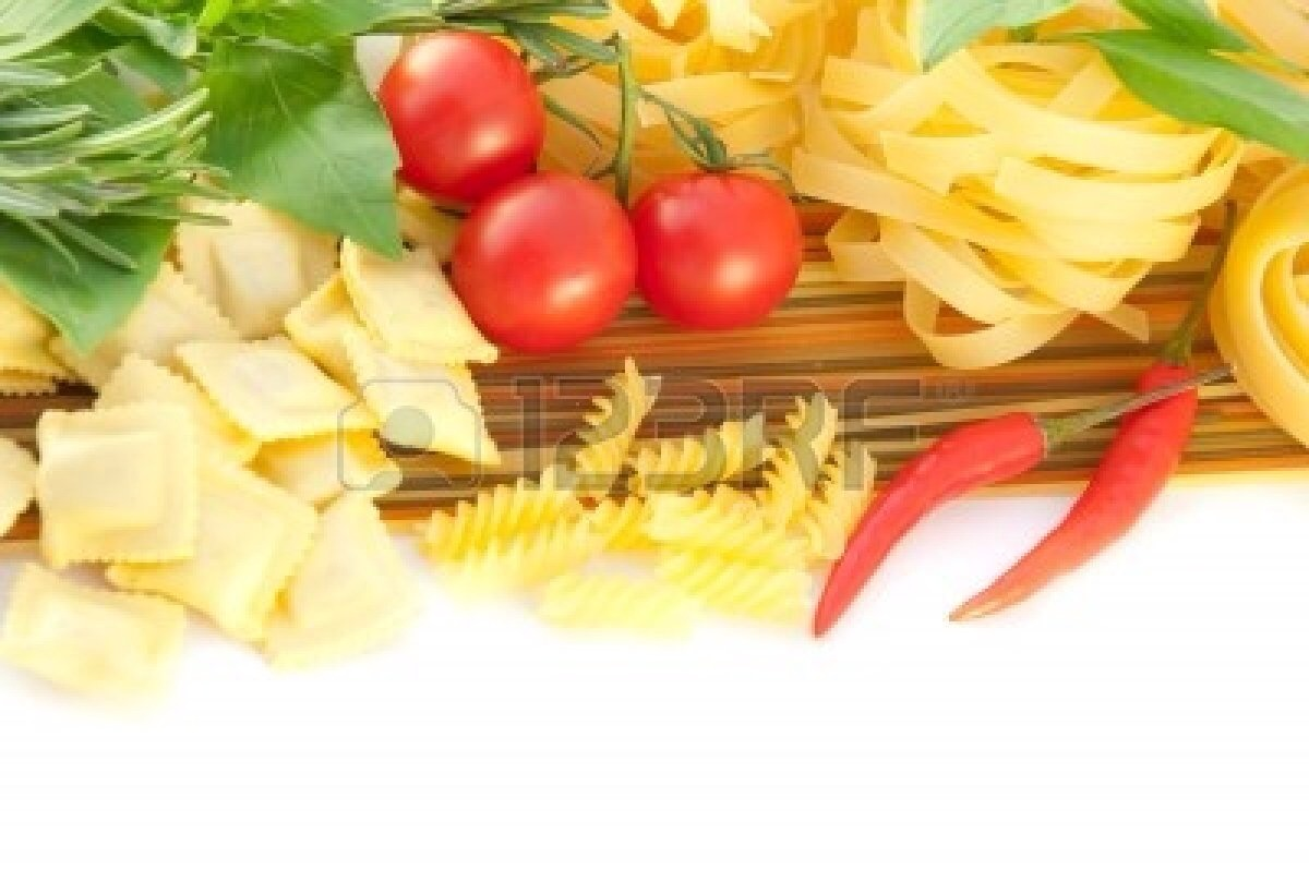 Pasta is full of energy boosting iron but without vit C our bodys struggle to absorb it so add a few vit C rich red peppers into the pasta and be guilt free