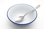 A bowl Anna spoon