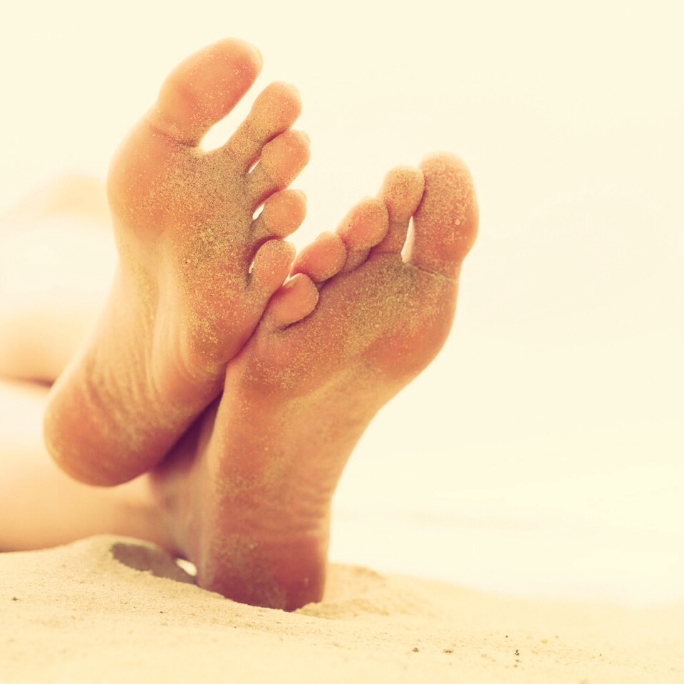 Mix moisturizer and sugar together. place the mixture on your feet. (Do not rub) place a sock over your feet and let it sit over night. When you wash the mixture off most of your dead skin should be gone.