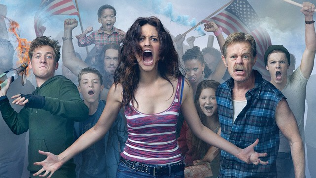 """""""SHAMELESS"""" If you have ethical problems watching less-than-admirable people doing whatever it takes to make ends meet, Shameless isn't for you.Those that don't mind will seriously enjoy Shameless's grittier, sex- & money-driven take on the Modern Family comedy.  (I love this show. It's hilarious!)"""