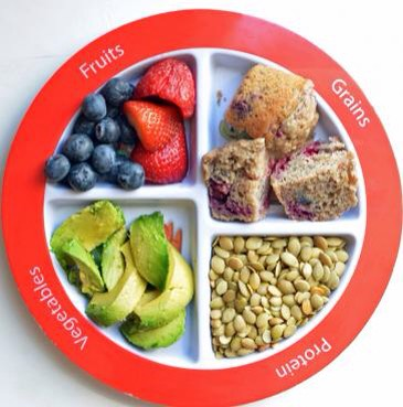 4. Eat Healthy ( Small Portions)  You don't really have to go on a diet just decrease the amount of food you eat. Don't just reduce the amount of food but eat healthy with  fruits and vegetables.