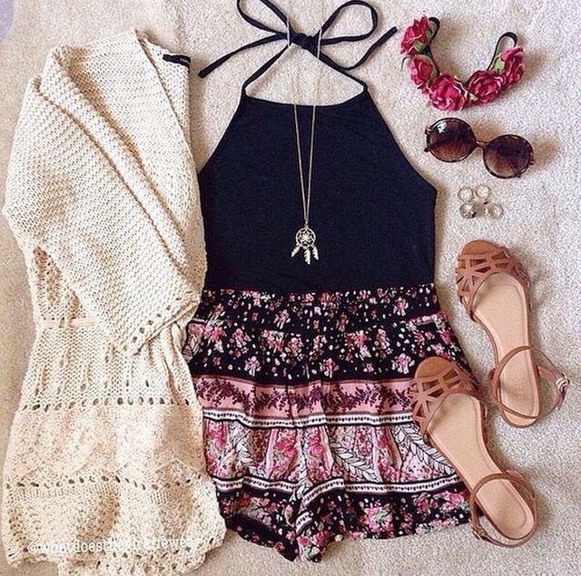Cute summer outfits😍😘
