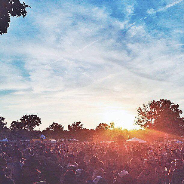 10. Attend a festival