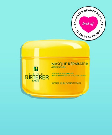The Best #2: Rene Furterer Repairing After-Sun Mask with Palm Butter, $39
