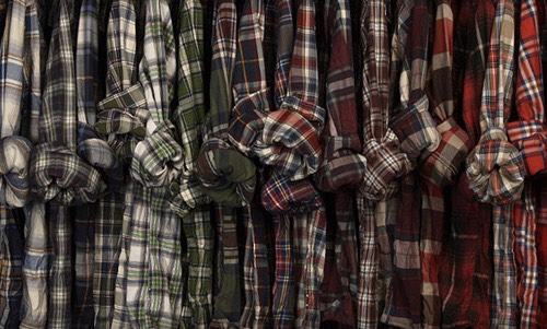 I'm a huge fan of a big, oversized flannel. They're soft, and warm, and scream fall. Having a couple of these in different colours and patterns makes for an addition to any outfit.