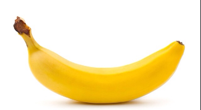For dry skin Mash up a banana with a fork