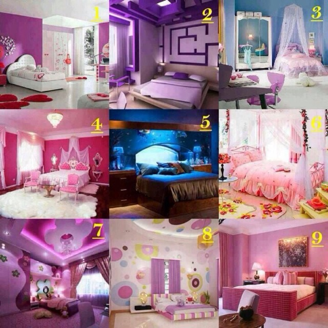 Girls Bedroom Ideas To Create A Beautiful Room For Your Little Girl!