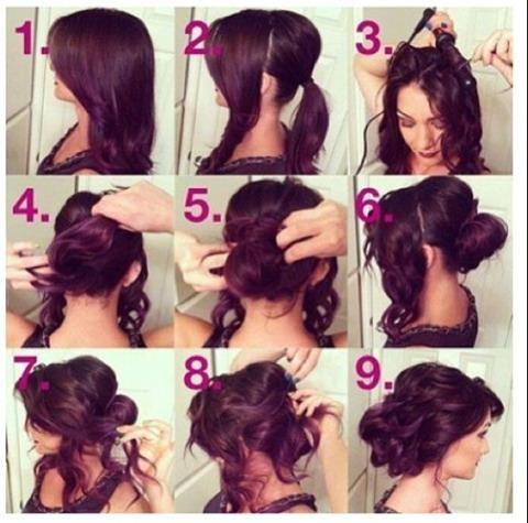 Easy Diy Hairstyles For Medium And Long Hair1 44