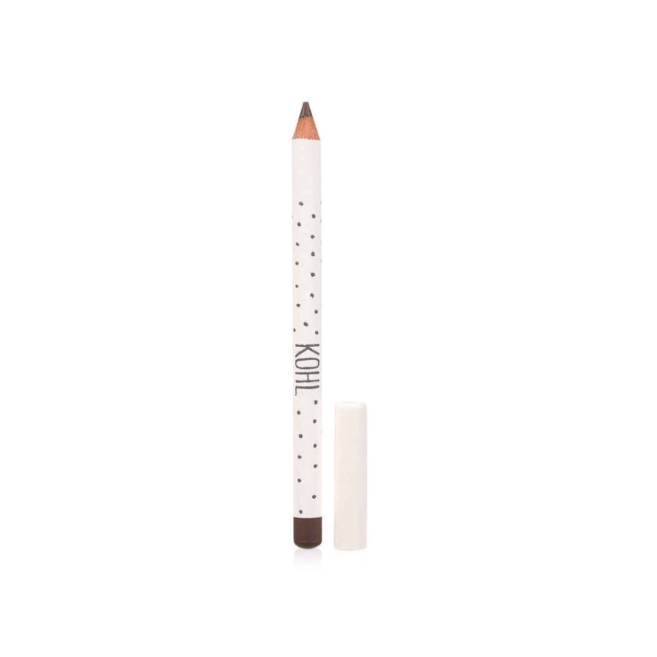 Topshop Kohl Eyeliner Pencil in Sable Sometimes you want to look natural, but want just a weeeeee bit of eyeliner. This one is such a neutral taupe; it'll be just barely there. $8 at Topshop.
