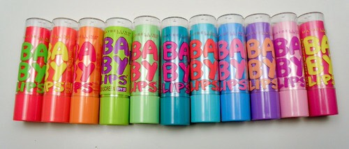 Baby lips are light in color and make your lips super soft, definitely great for everyday use.