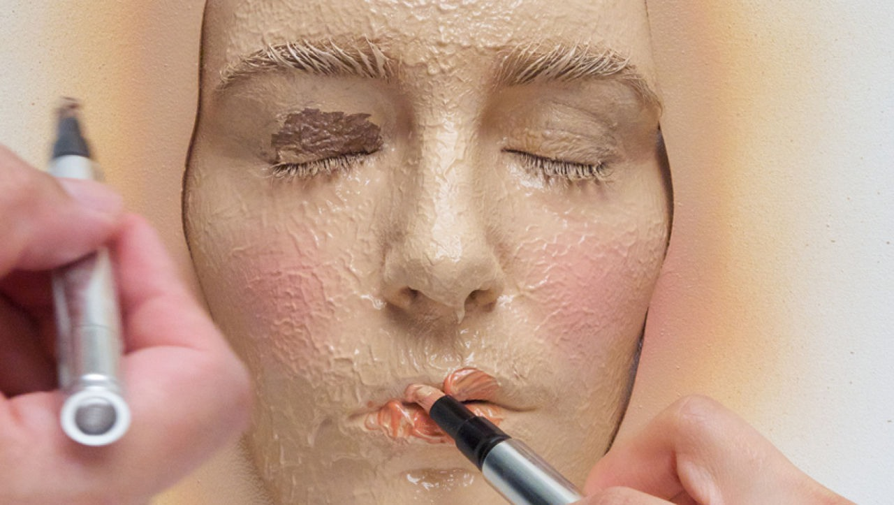 DO NOT Put On A Heavy Amount Of Makeup. I, Being A Guy, Do Not Wear Makeup. But It Is Shown That A Lot Of Makeup Can Clog Your Pores, Which Will Lead To Acne.