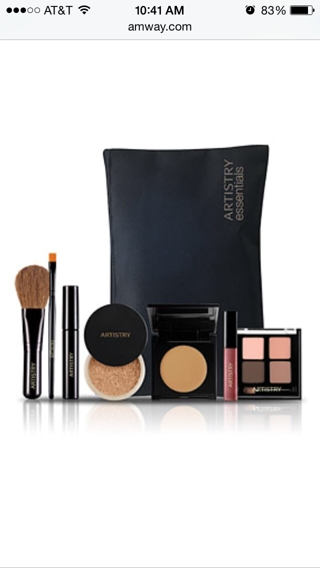 Artistry is some of the best makeup in the world. Celebrities use our creams and foundation and so does Miss America!