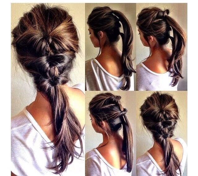 💁🙆different Way To Tie Up Your Hair ) by Magentis💖 Garcia🐙 - Musely 5d6e8f28ecc