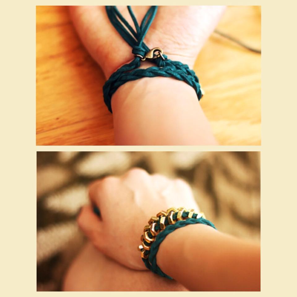 Chevron Bracelet