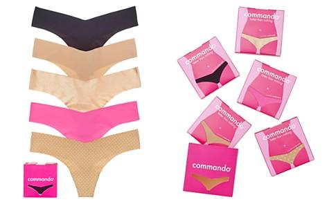 2. Extra Pair of Underwear  Nothing makes you feel fresher than a pair of clean undies. The best pair of panties to pack in your clutch is the classic seamless thong from aptly named brand Commando ($20). They fold compactly in a purse and you won't be risking panty lines in the morning.