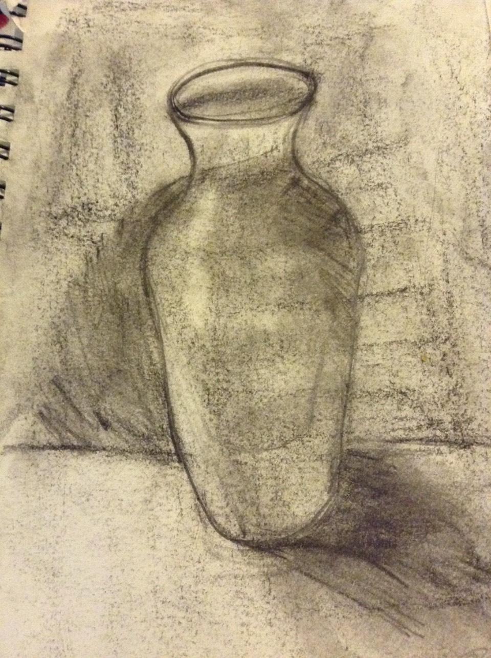 This is a pot. I kinda drew it in a hurry so it isnt that good