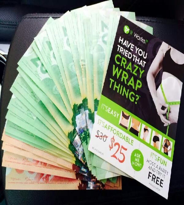 I found a way to loose weight, and make money!  Ask me how!