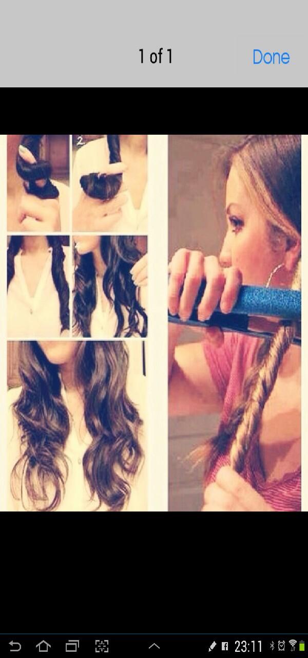 great ways to get curls