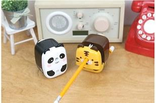 18. These animal pencil sharpeners ($12).