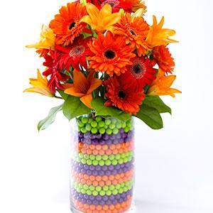Gumball Vase