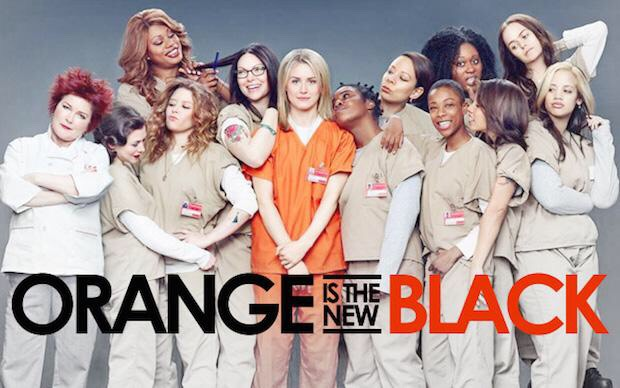 Orange is the new black This show has also been spoken about a lot recently with ruby rose featuring as a main character it brought many people to watch the show as they have not been disappointed.