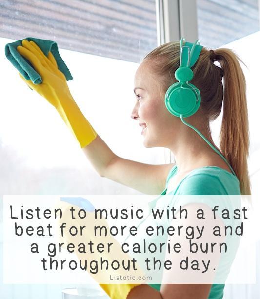 11. Upbeat Music