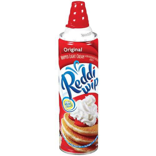 Add whip cream and choclate syrup and you get........