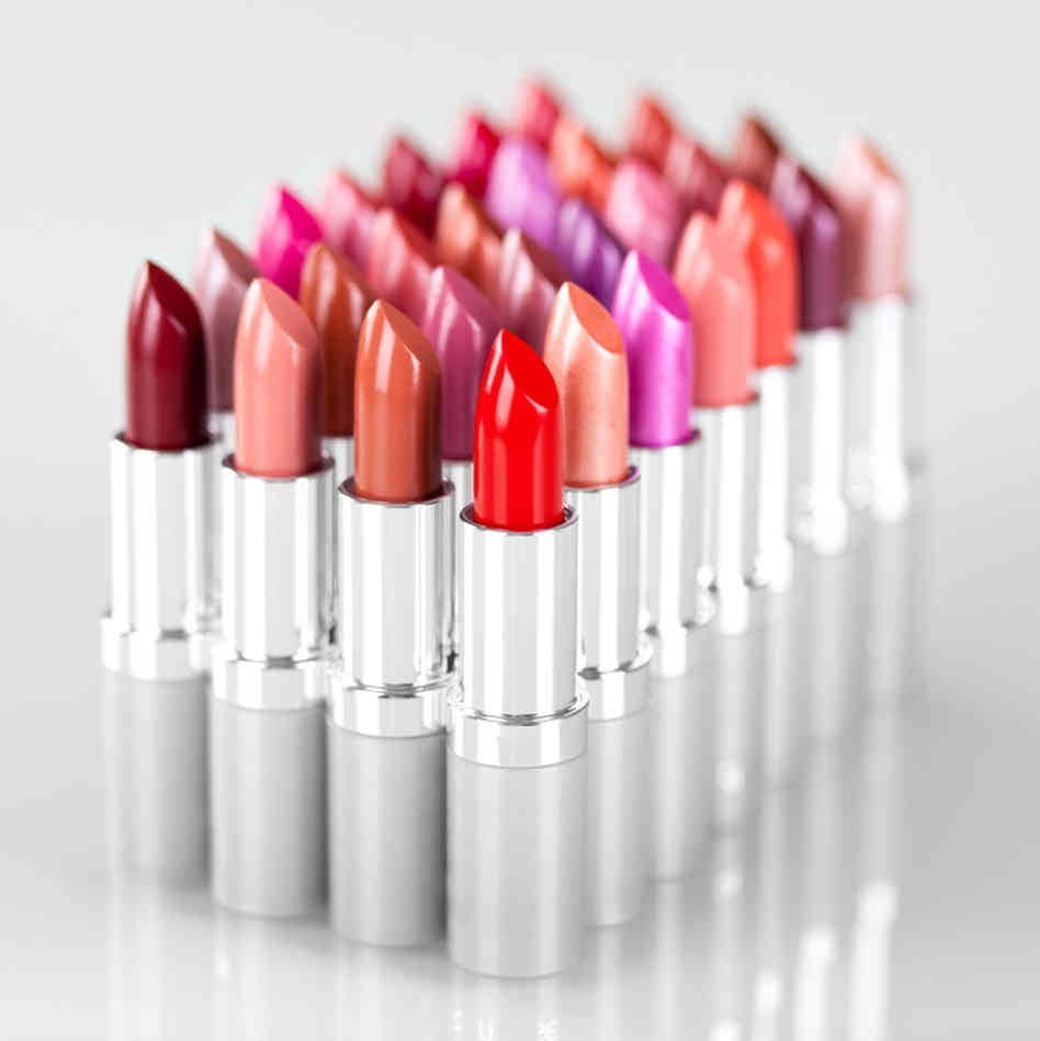 Your lipstick can double as a blush!! Just simply rub some onto your finger and then rub it on your cheeks like cream blush! 💄