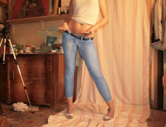 Skinny jeans are the best!