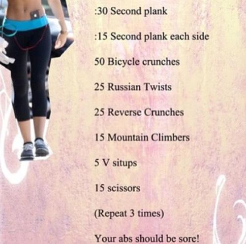 Workouts 💪🏼