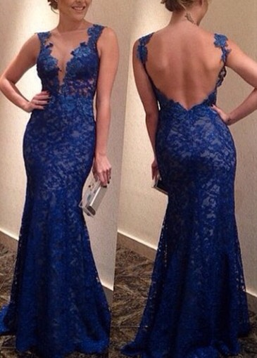 $19.68 http://m.rotita.com/sleeveless-keyhole-back-lace-mermaid-prom-gown-g119683.html
