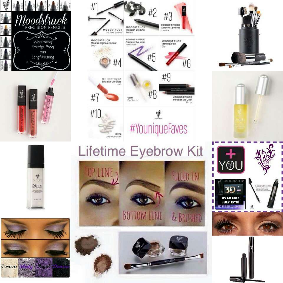 Who Wants To Buy Some Cosmetics .?! 😱 💅💄  They're All High Quality Makeup &&' Stuff .! 😗💄  If You Guys Got Questions Just Hit Me Up .! 😉  Just Click The Link &&' Check It Out .! 😊  https://www.youniqueproducts.com/KatyLouiseSmith/party/2185812/view  THE LINK WILL ALSO BE IN THE COMMENTS