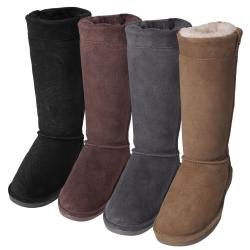 Bearpaws get you ready for a winter full of excitement and fashion. They are SUPER comfy and are warm, too. They look awesome with anything you want to wear.