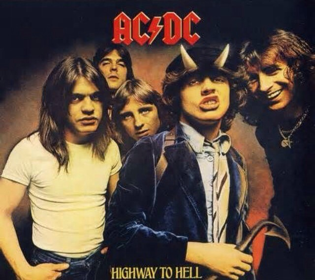 "17. ""Thunderstruck"" by AC/DC"