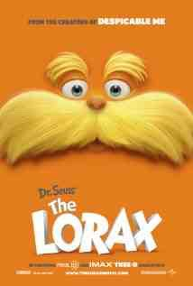 One of my all time favourites the Lorax is about the keeper of the trees