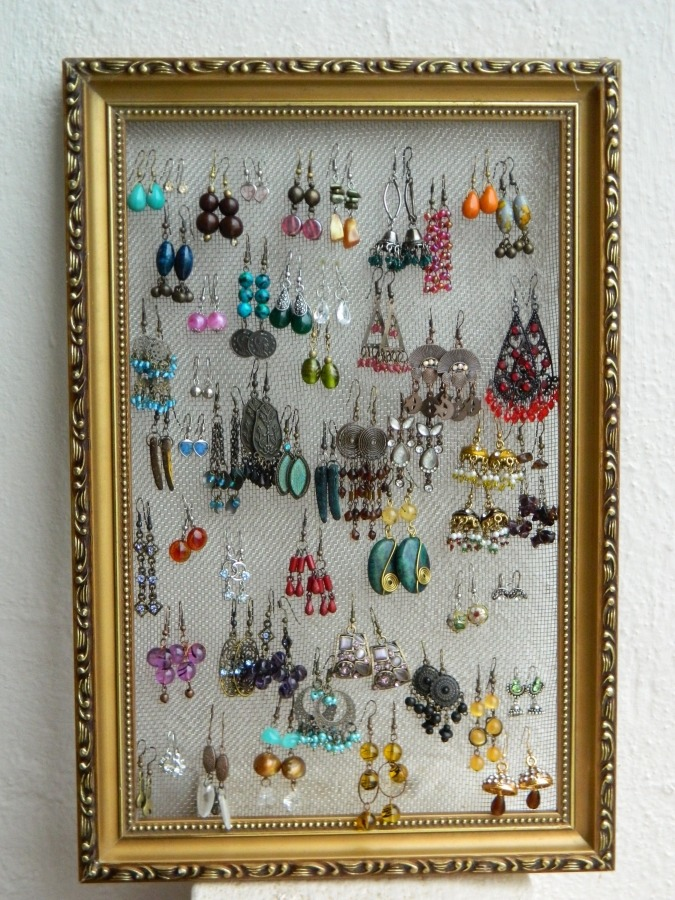 Some more earrings display ideas for u.