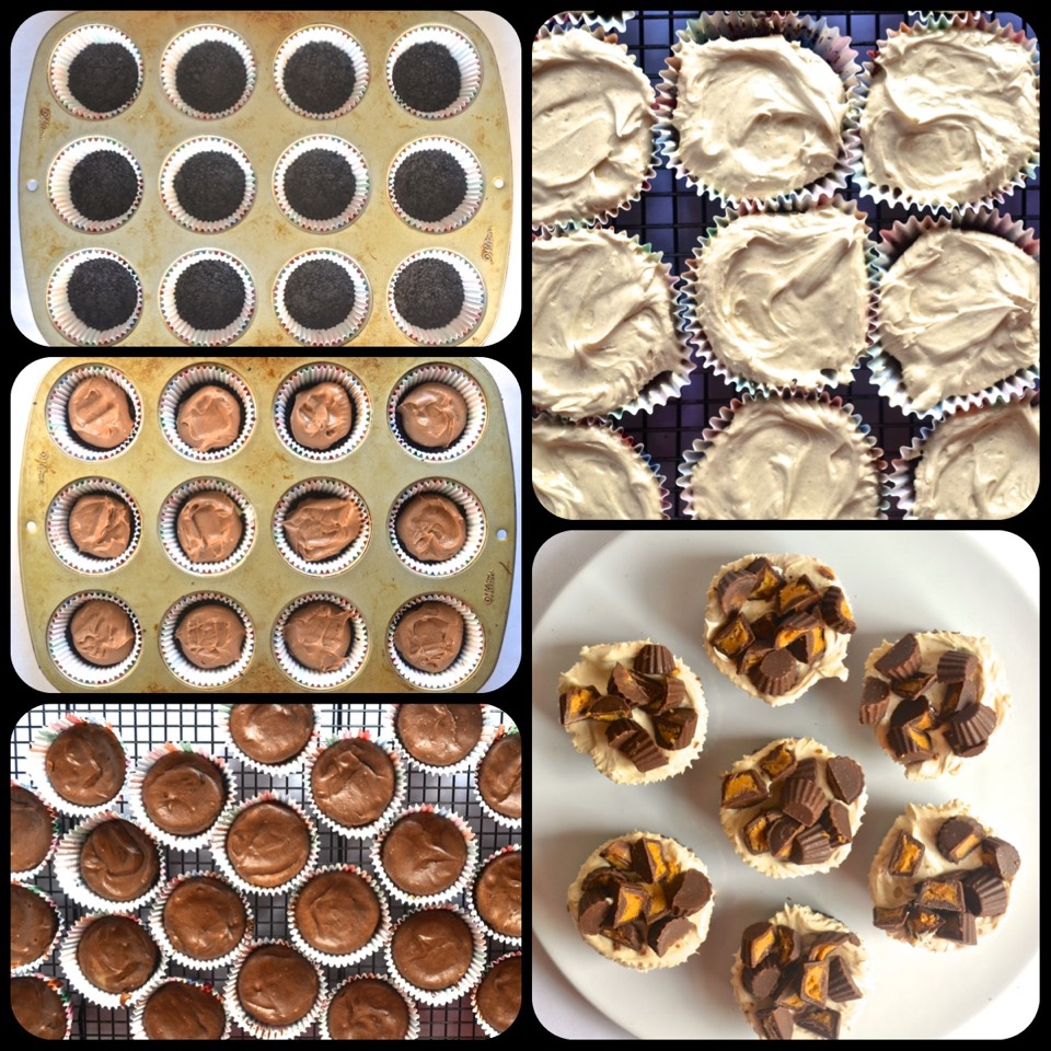 This is the way I made my Mini Reese's cupcakes but there are many different ways to make them some are...