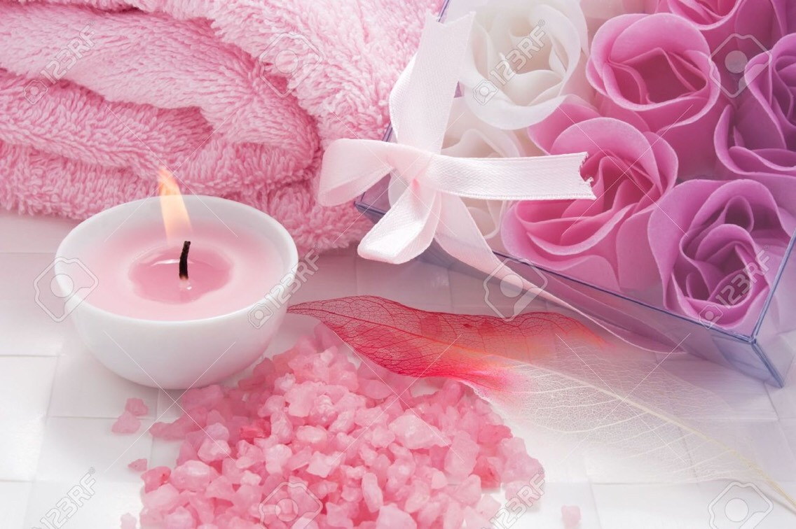 Don't Forget to light some candles and put some relaxing music while You are taking your detoxifing bath to improve the experience ☺️💕🛀🏻