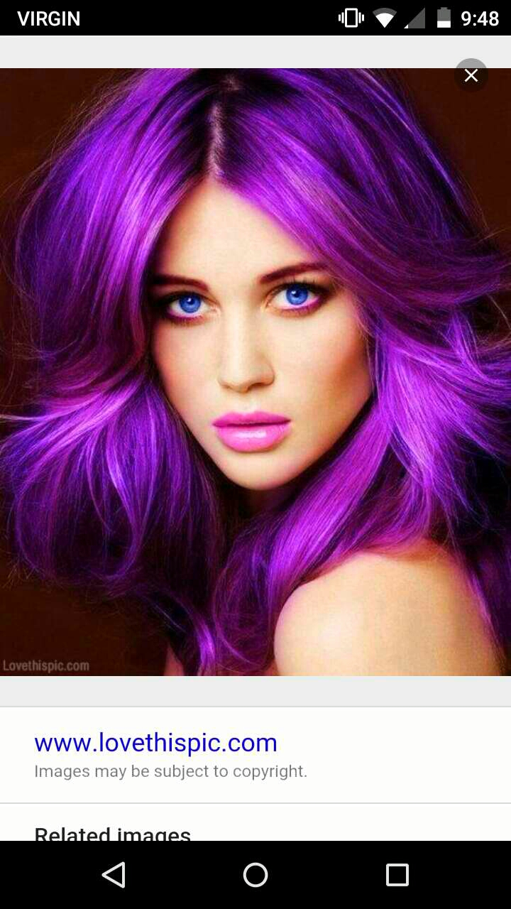 20 #Purple Styles That Will Make You Wanna Try it!