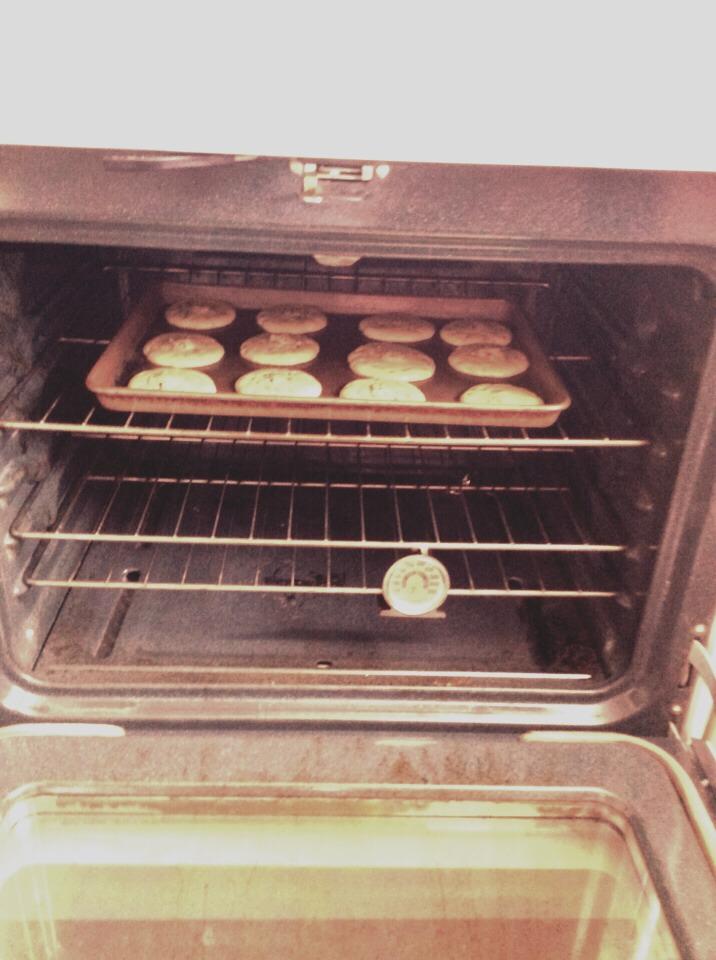 Bake in oven for 10 minutes, or until golden brown.