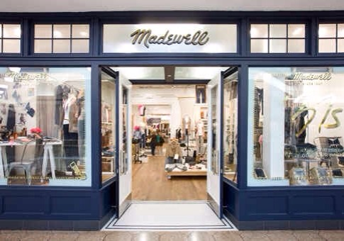4. Same goes for Madewell.