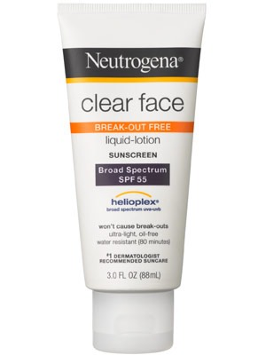 Use sunscreen to protect your skin! If you don't like the feel of sunscreen, at least go for products that contain spf 15+ in your foundation or day moisturizer. When buying facial sunscreen, it is also important to find ones specific for your skin type.