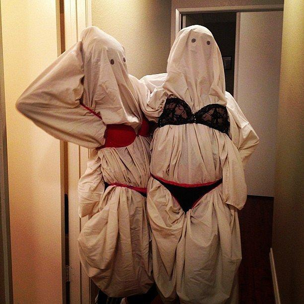 Sexy Ghosts