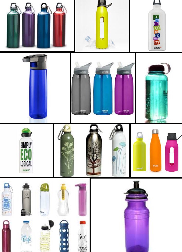 Have you ever put a liquid in your water bottle besides water and then had troubles washing it completely out? If you're reading this then that's probably your situation, so I'm going to tell you how I clean my water bottles.