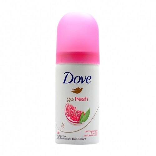 •12• A mini deodorant or anti-perspirant is useful for after gym class or PE if you don't want to stink. I prefer anything from Dove.