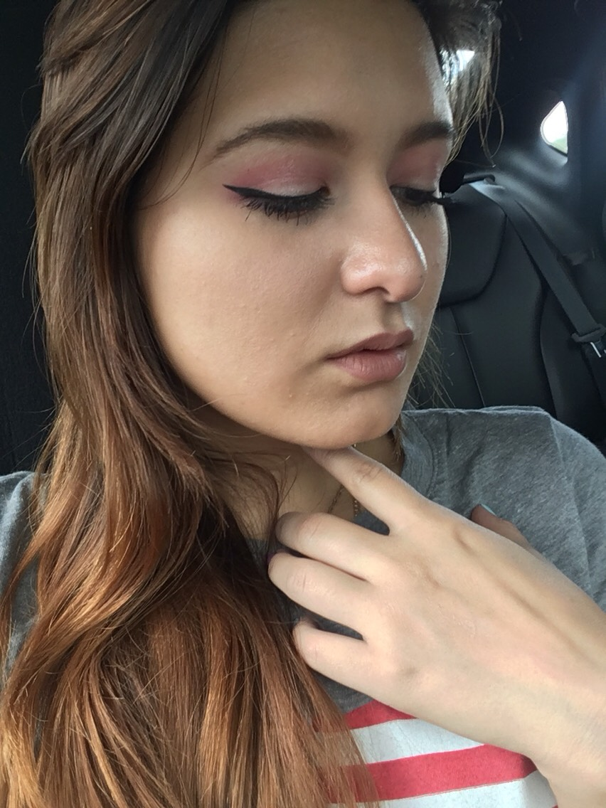 Day natural look