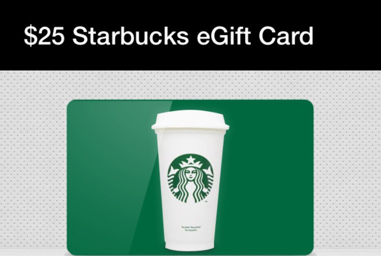 It's more than just Starbucks!! You can get gift cards to so many places with this promo code!