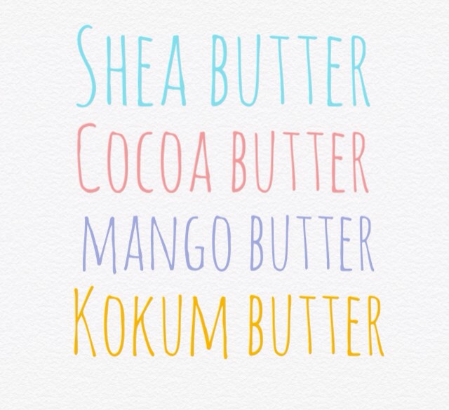 Shea Butter + Mango Butter + Cocoa Butter +  Kokoum Butter will give you super smooth skin due to their high amounts of palmitic acid, but watch out for possible clogged pores!   It's all about experimentation.