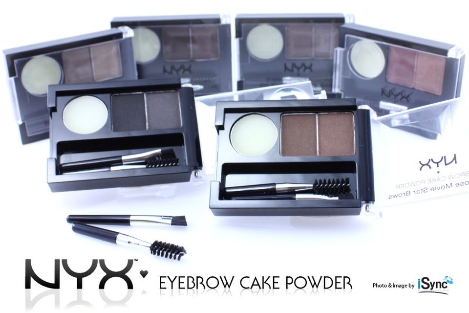 EYEBROWS: Good kit for traveling and everyday.