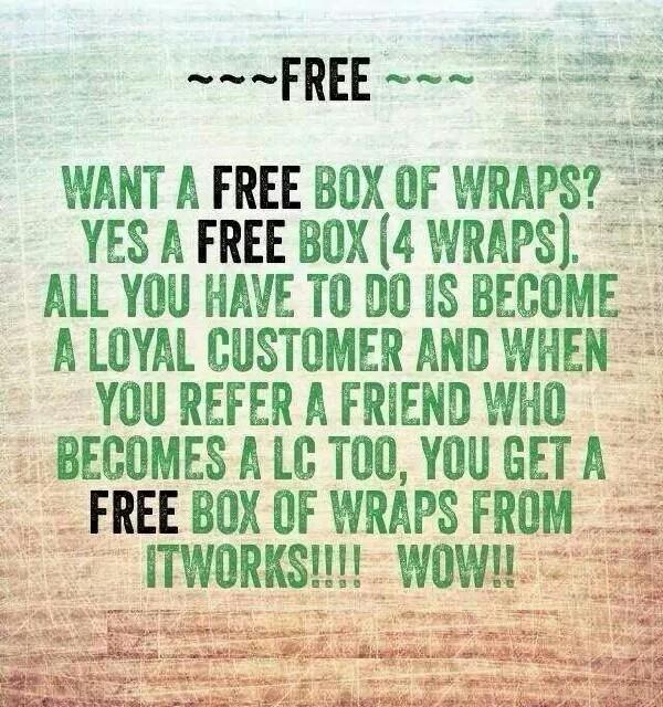 free product? I think yes